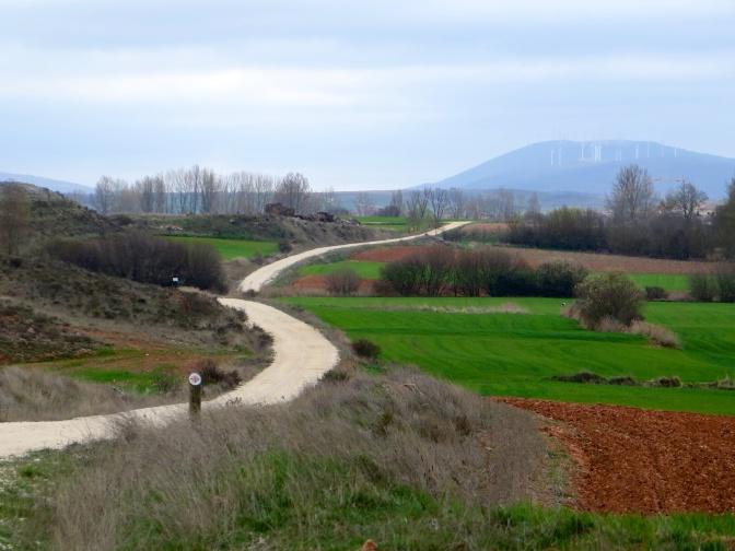 'Norsk camino' – spansk jord